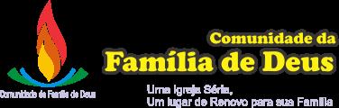 Logo Comunidade da Família de Deus